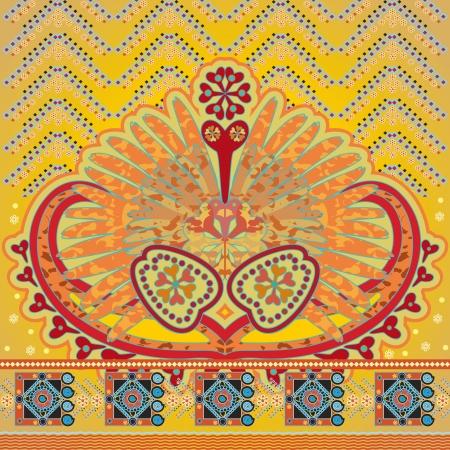 design element, oriental pattern Vector