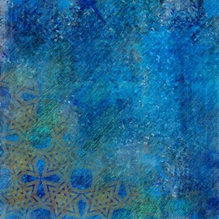stelle blu: trama blu, stelle, onde, strisce