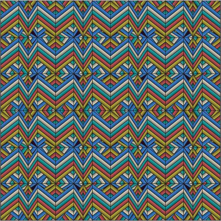 motley: abstract pattern broken line motley, a set of small parts,