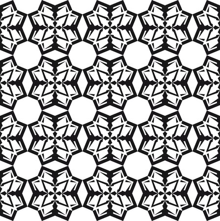 patten: geometrical abstract patten black and white