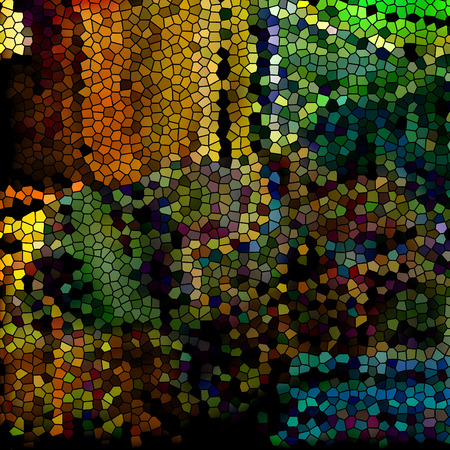 mosaic background: abstract background colorful mosaic pattern