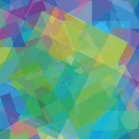 acute: abstract mosaic, geometrical background
