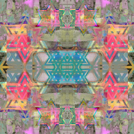 spotted: abstract motley vivid spotted background