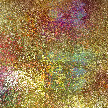 abstract dirty golden spotted background