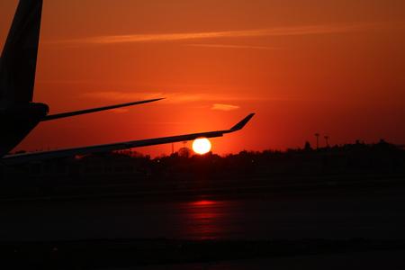 atc: sunset aircraft
