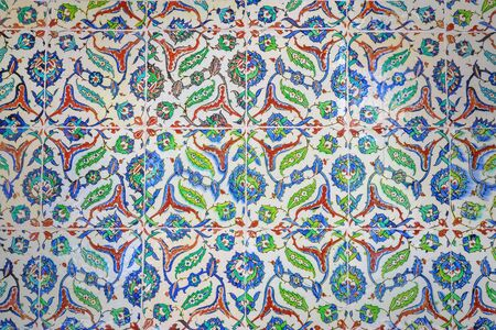 Oriental Ceramic Tiles from Istanbul
