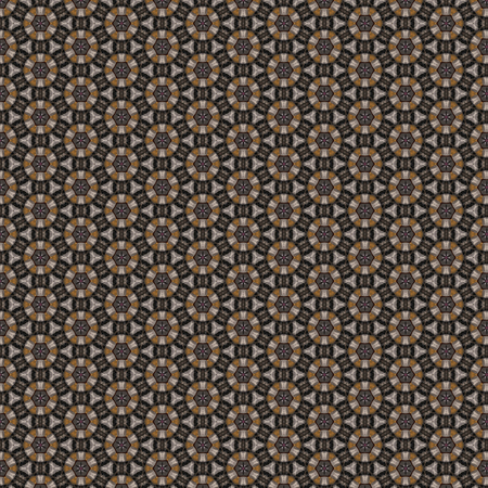 inscriptions: High pixel abstract geometric background pattern with brown colors