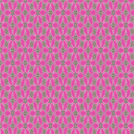 Sweet colored seamless pattern illustration.
