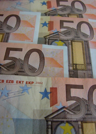 provision: background cash Stock Photo