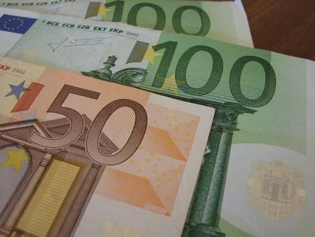 provision: money in eroopa - euro