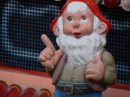 Old-wise-dwarf Stock Photo - 18150431