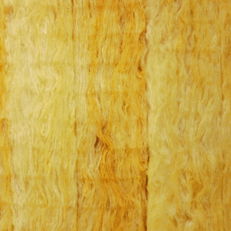 mineral wool - insulation - texture Stock Photo