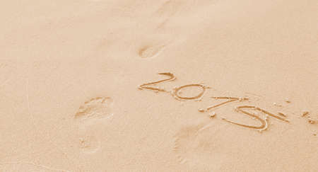 happy new year 2015  Stock Photo - 21786441
