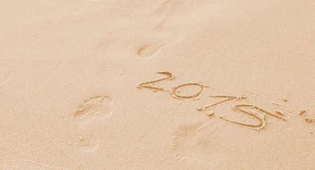 happy new year 2015 Stock Photo - 21786441
