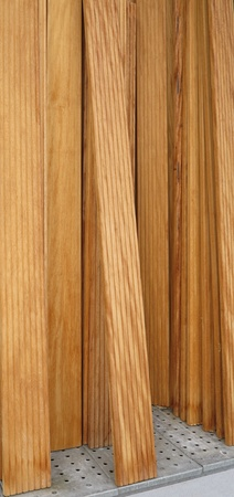 long wood planks photo