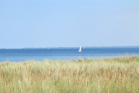 idyll: idyll at the baltic sea