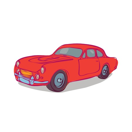 db: Aston Martin db - vintage sports car