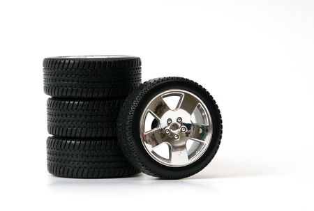 pneumatic tyres: Wheels