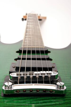 Electric guitar Stock Photo - 2949381