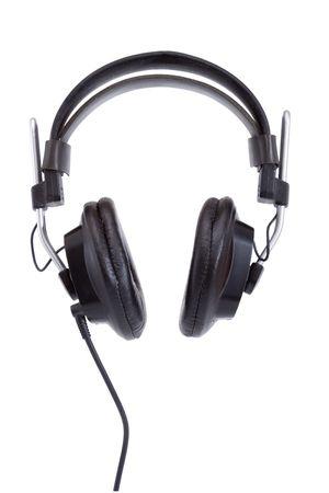 hifi: Hi-fi headphones  Stock Photo
