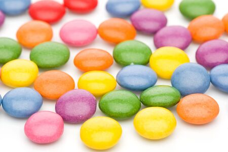 Colored candies photo