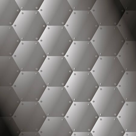 alloy: steel plates bolted gray