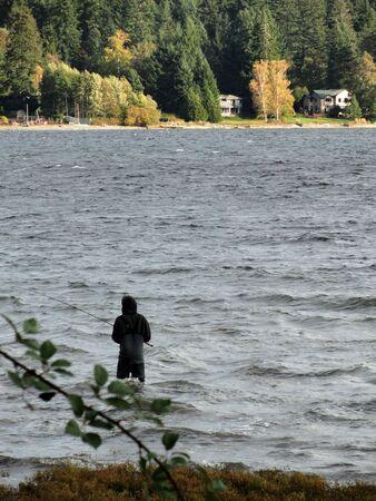 fall fishing in Washington State