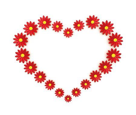 Flower Heart Stock Photo - 6431508