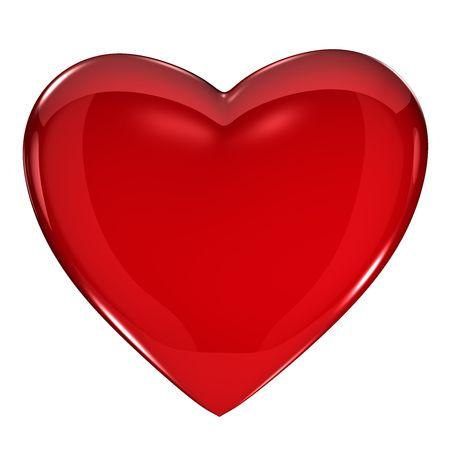 Heart Shiny