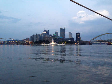 allegheny: City of Pittsburgh PA