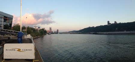 pittsburgh: Panorama of Pittsburgh PA