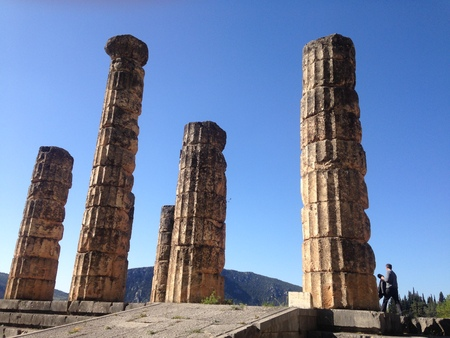 delphi: Delphi , Greece