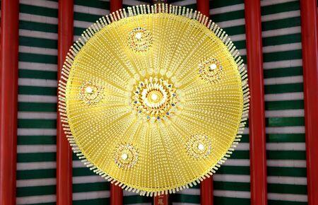 crystal chandelier: Beautiful crystal chandelier