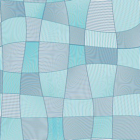 eps 10: Abstract wavy seamless pattern  Vector  EPS 10