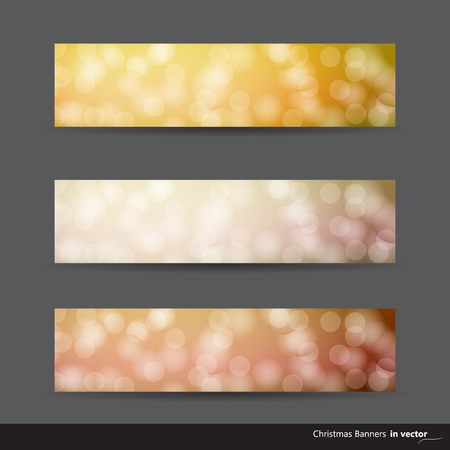 wallpaper  eps 10: Collection of abstract modern banners in different colors