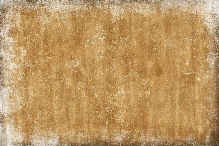 Old wall abstract sepia grunge background, brown broken cement brick banner, vintage dotted dust stone backdrop, retro crack surface texture, dark dirty floor material, rough stonewall home floor.