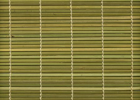 placemat: high resolution bamboo mat texture Stock Photo