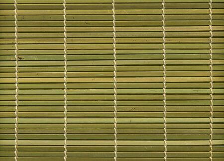 placemat: trama stuoia di bamb� ad alta risoluzione Archivio Fotografico