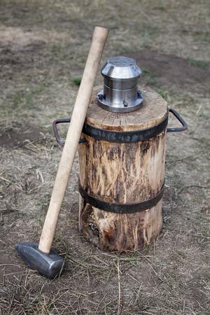 coinage: blacksmith hammer and coinage tool
