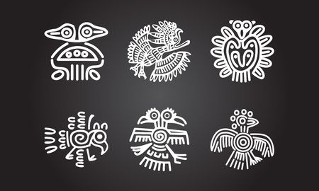アメリカのインディアン民族のシンボル