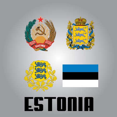 National elements of Estonia