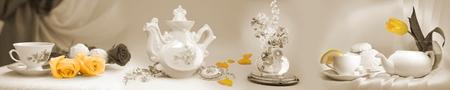 High quality designs for Kitchen splashbacks. Design for Glass print Stock Photo