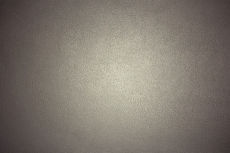 horizontal position: texture of leather gray closeup  horizontal position Stock Photo