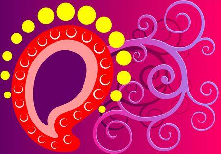 inertial: Illustration of art abstract in inertial design