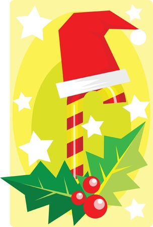 Christmas decoration Stock Vector - 13146522