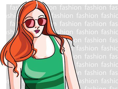 causal: Fashion girl