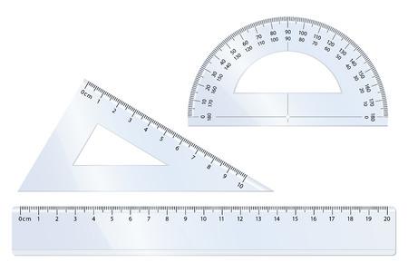 La geometría de vectores para las matemáticas Ilustración de vector