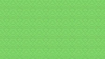 밝은 녹색 톤으로 각인의 효과와 반복 된 패턴에서 장식과 함께 완벽한 추상적 인 배경