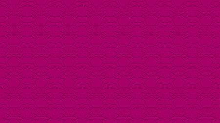 마젠타 색 톤의 효과와 반복 된 패턴에서 장식으로 원활한 추상적 인 배경 스톡 콘텐츠