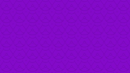 Seamless abstract background with ornament from repeated patterns with effect of stamping in violet tones